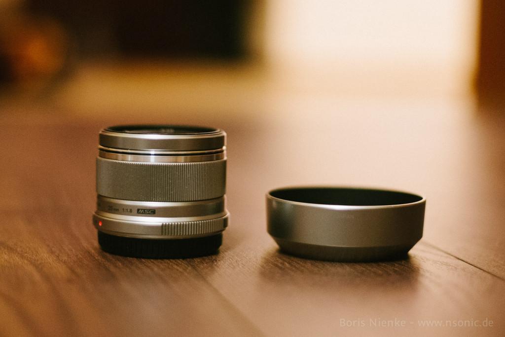 Olympus Zeiko 25mm/1.8