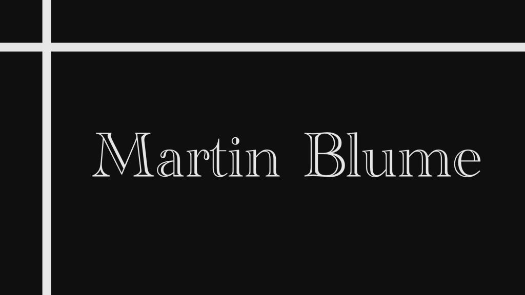 martin-blume