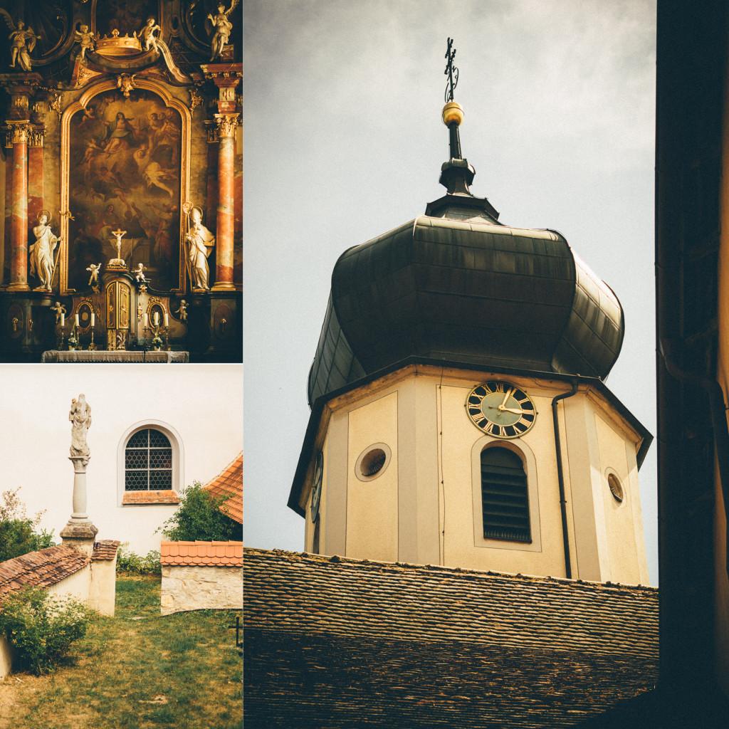 Happyshooting Workshop – Klostergeister 2015 – die Kirche gibt immer ein tolles Motiv ab