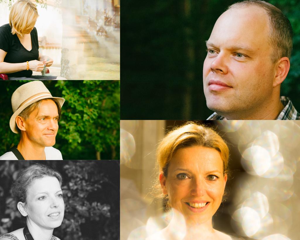 Happyshooting Workshop – Klostergeister 2015 – Spontane Portraits zwischen und während den Themenspielplätzen