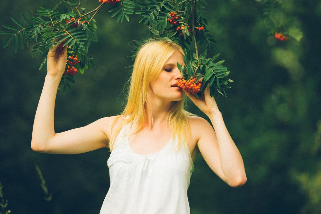 Es muss ja nicht immer ein Apfelbaum sein – Nein, wirklich essen sollte man die kleinen Dinger nicht ;)