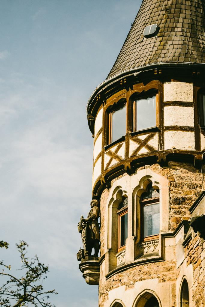 Schloss Berlepsch – Ich mag solche alten Mauern