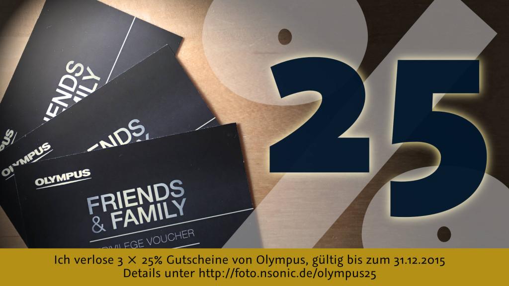olympus 25