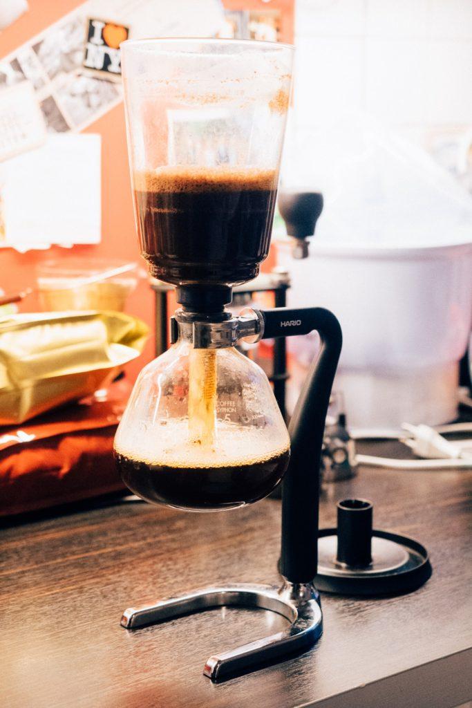 Syphon – Eine Kaffee-Zubereitung die ein Ereignis beim Kaffeekränzchen sein kann