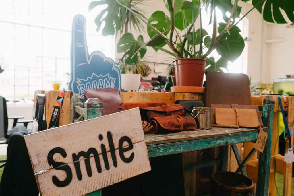 Smile – BAAAM!