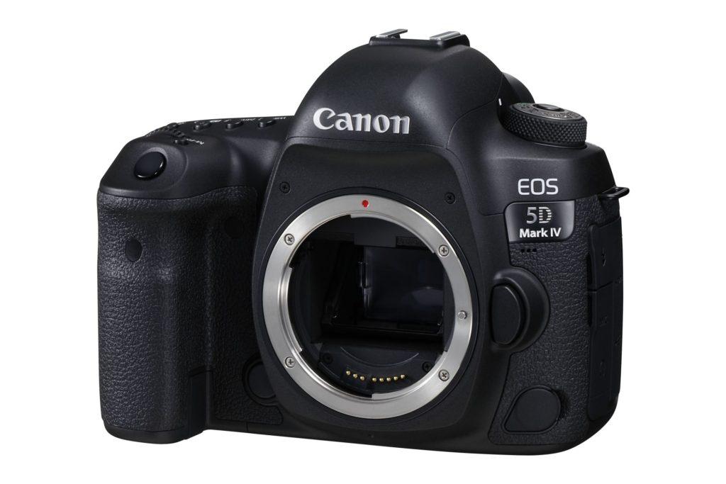 Canon stellt die EOS 5D Mark IV vor. Neue Ansätze wie Dual-Pixel-RAW und hoher Preis