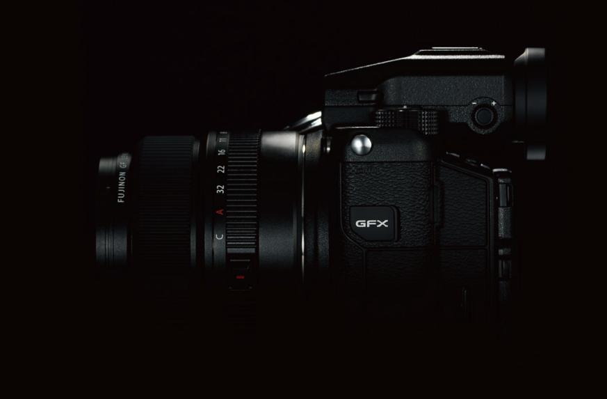 Fujifilm GFX 50S – Quelle: Fujifilm