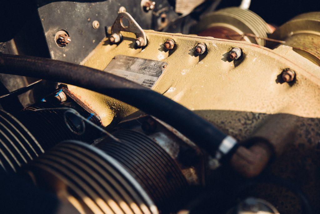 Der Motor aus dem Hause Rolls Royce