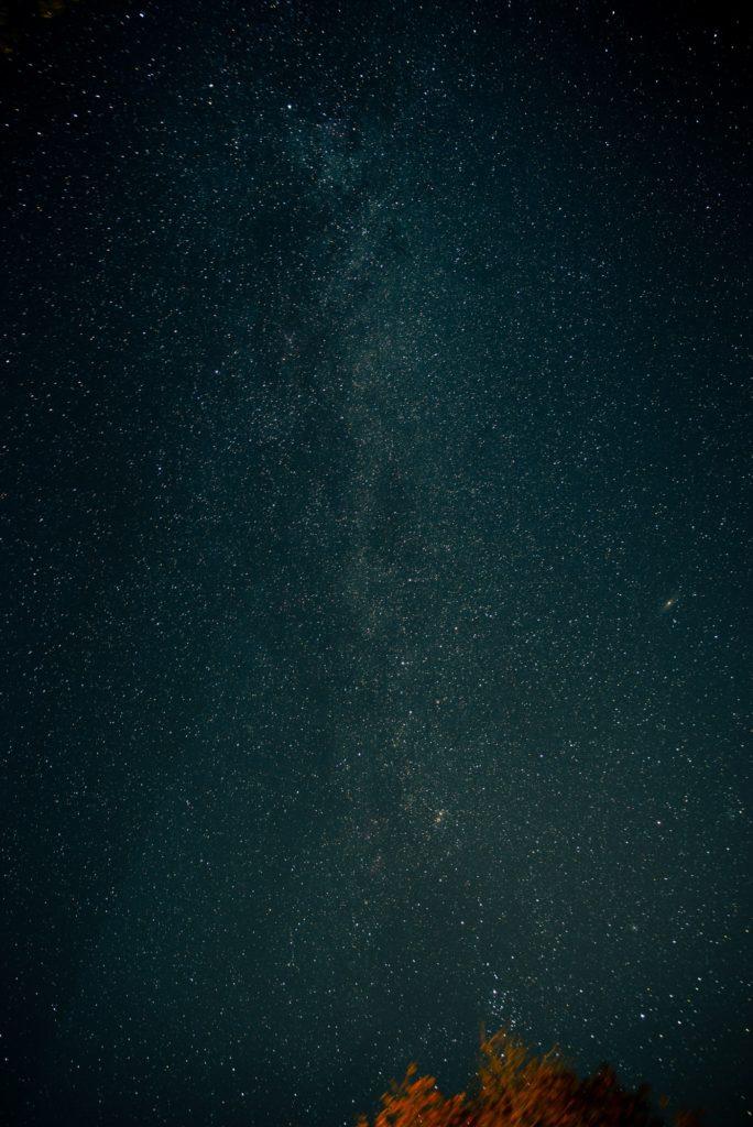 Nochmal 3 Minuten Sterne…
