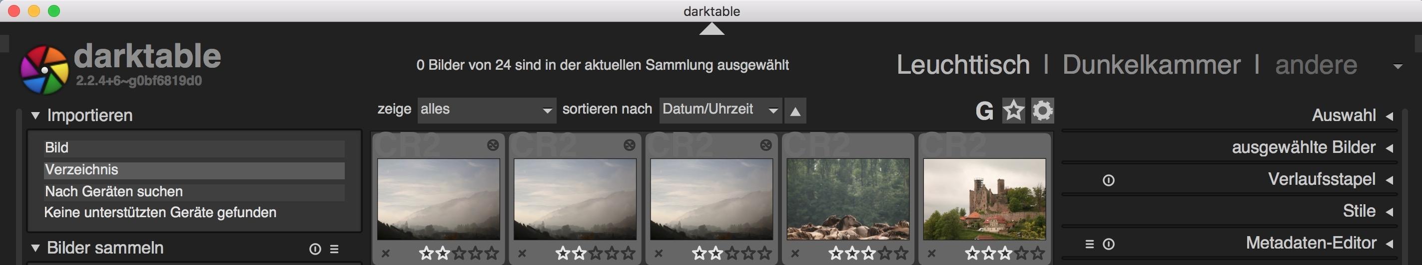 Darktable Review